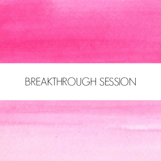 BREAKTHROUGHSESSION